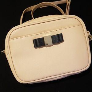 Saffiano Leather Camera Bag (Danier)